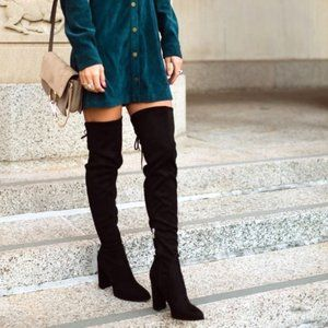 Marc Fisher Over The Knee High Heel Boots